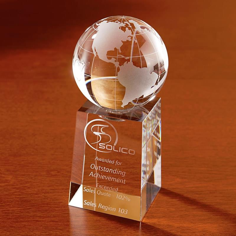 Explorer Globe Optically Perfect Award