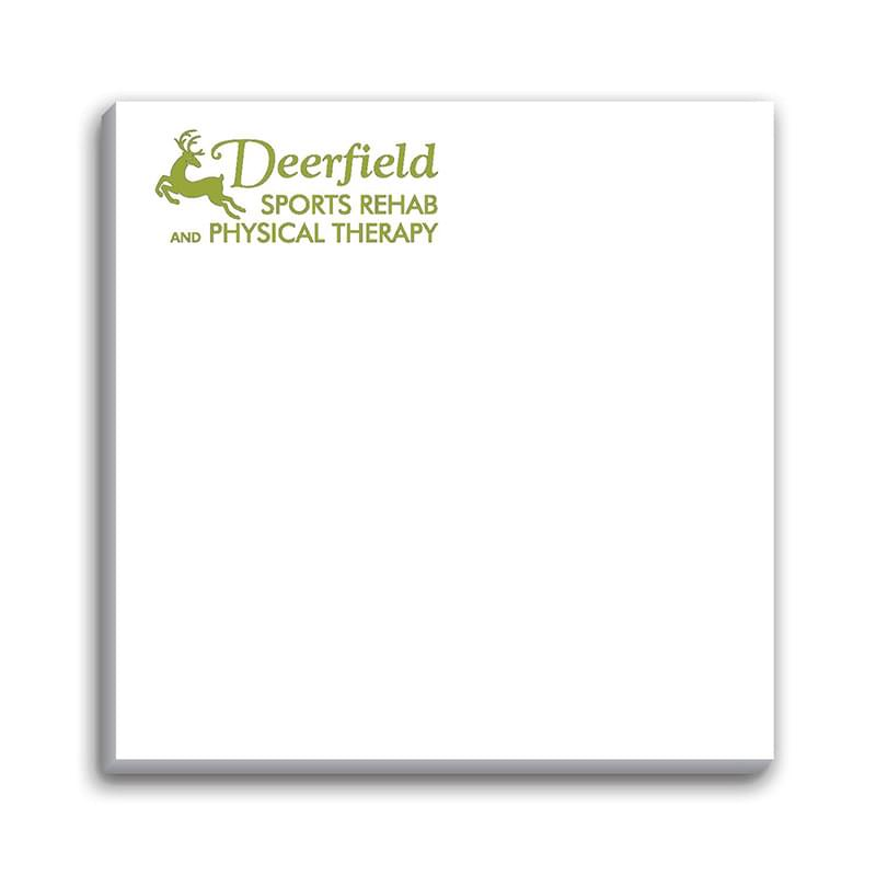 25 Page 3 x 3 Paper Note Pad