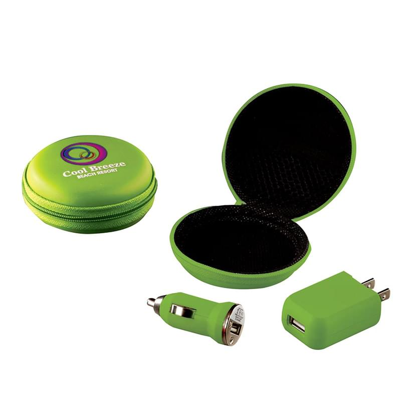 The Power Plug Kit - Green