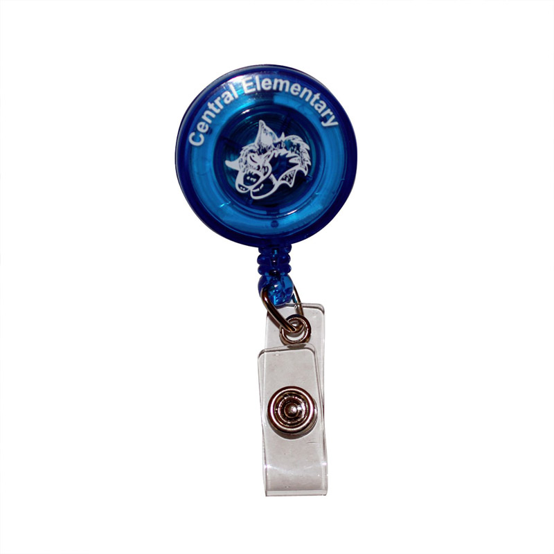 Whirlback Retractable Badge Holder