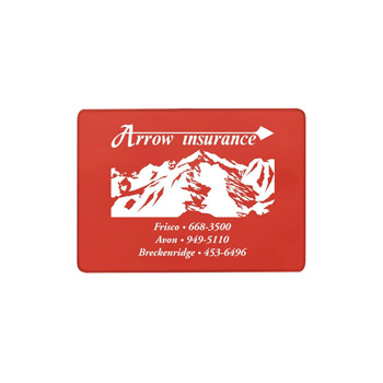 Insurance Card Holder - Translucent