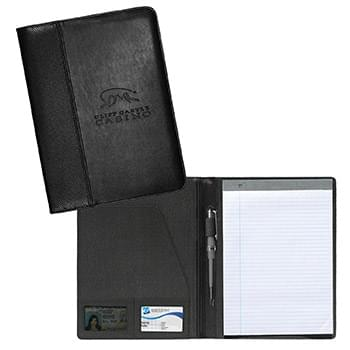 Camelot Perforated PVC Standard Size Padfolio