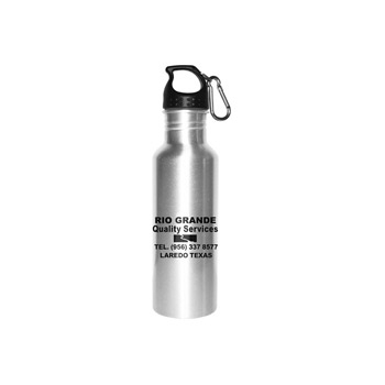 Aluminum 28 Oz Sports Bottle
