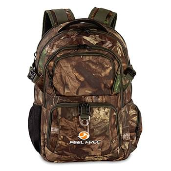 Mercury Backpack Camo