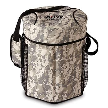 Ice River Seat Cooler Digital Camo