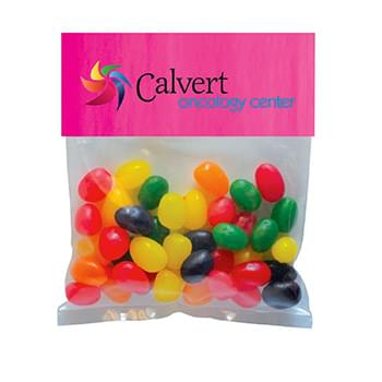 Standard Jelly Beans in Small Header Pack