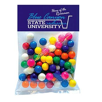 Gum Balls in Large Header Pack