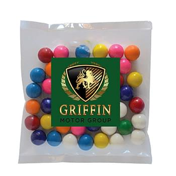 Gum Balls in Small Label Pack