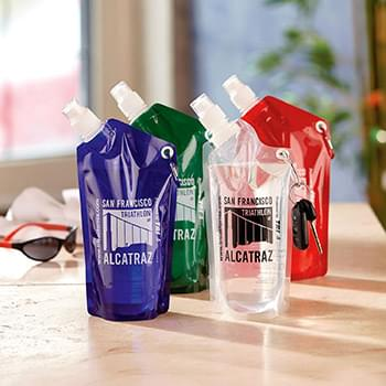 Collapsible 28 Oz Bottle