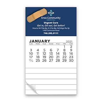 Add-A-Pad 12 Month Calendar