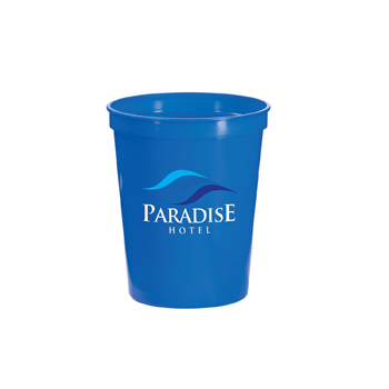 16 oz. Full Color Stadium Cup