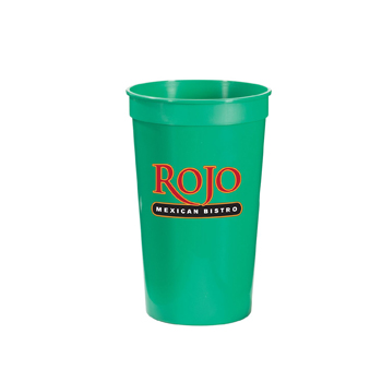 22oz. Full Color Stadium Cup