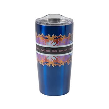 Big Foot 20 oz. Stainless Steel Vacuum Tumbler