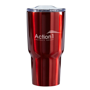 Big Foot 30 oz. Stainless Steel Vacuum Tumbler