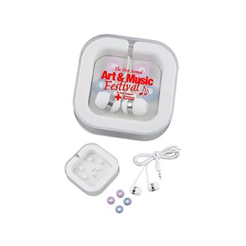 Ear Buds W/Case
