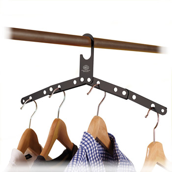 Sturdy Metal Travel Hanger