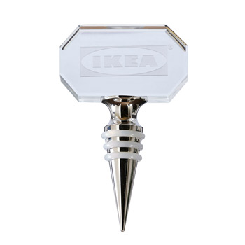 3D Octagon Wine Stopper