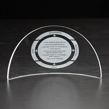 Dome Crescent Award