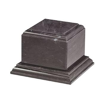Small Classic Black Marble Base