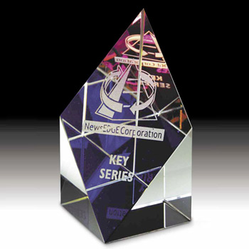Prism Tower Small Dichroic Award