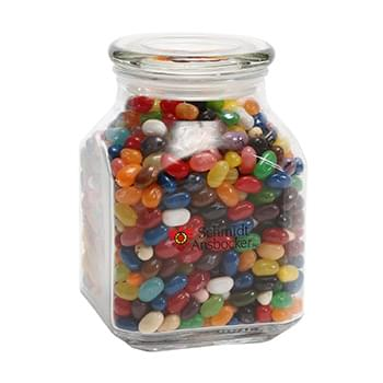 Jelly Bellys in Large Glass Jar