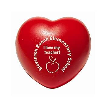 Red Heart Stressball