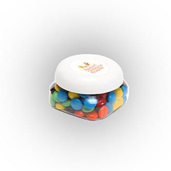 M&Ms - Plain in Small Snack Canister