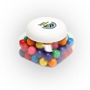 Gum Balls in Large Snack Canister