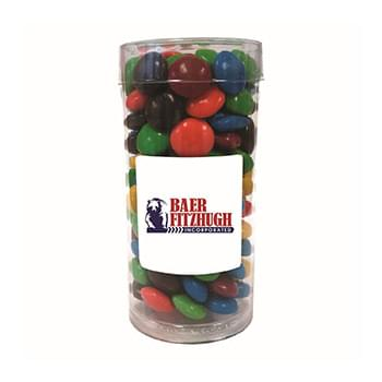 M&Ms Plain in Tall Mini Tube