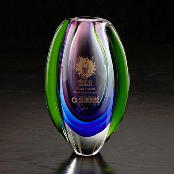Bouquet Art Glass Award